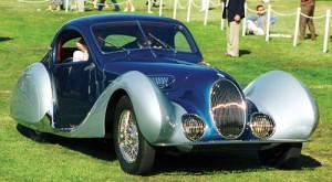 Talbot-Lago, exterior