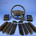Carbon Fiber Range Rover