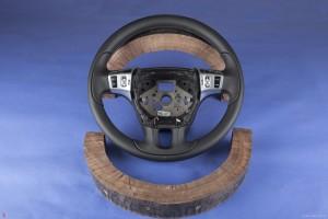 Bentley GT V8 with steam bent wood