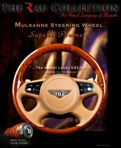 Custom-Bentley-Mulsanne-Steering-Wheel